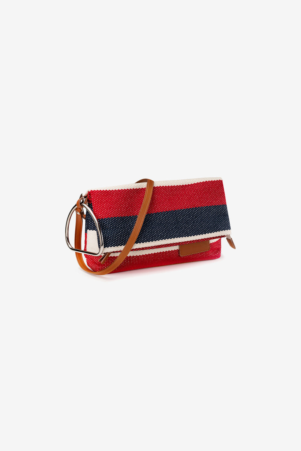 [Elly Bag] Red Stripe BS9SCC501IV00F