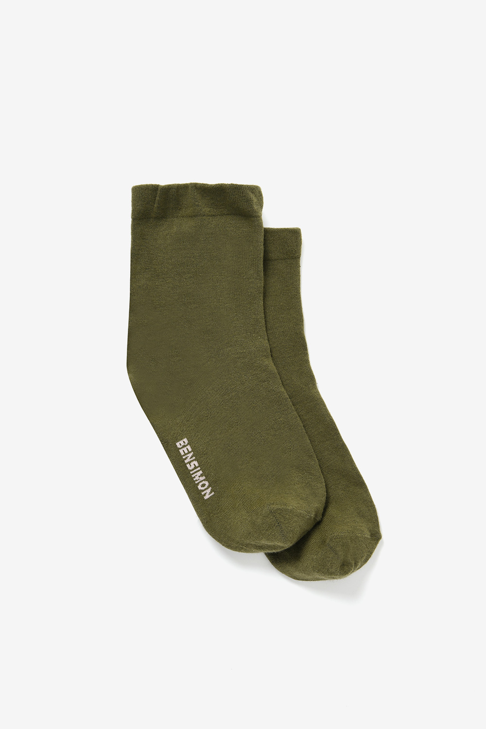 Basic Socks_Khaki BS0SSS503KH00F