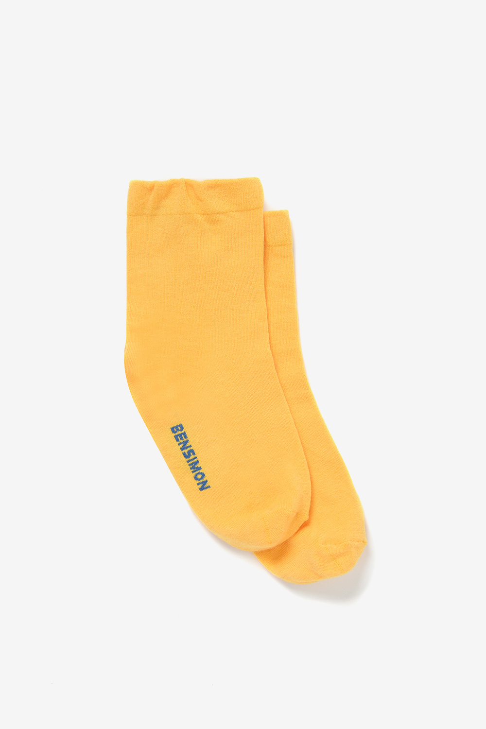 Basic Socks_Yellow BS0SSS503YL00F