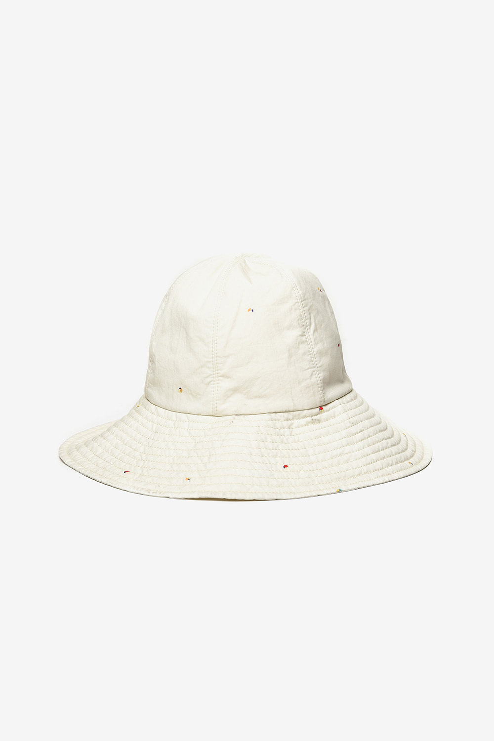 [벤시몽 X 비아플레인] Mood Palette Bucket Hat_Ivory BS0SCP507IV00F
