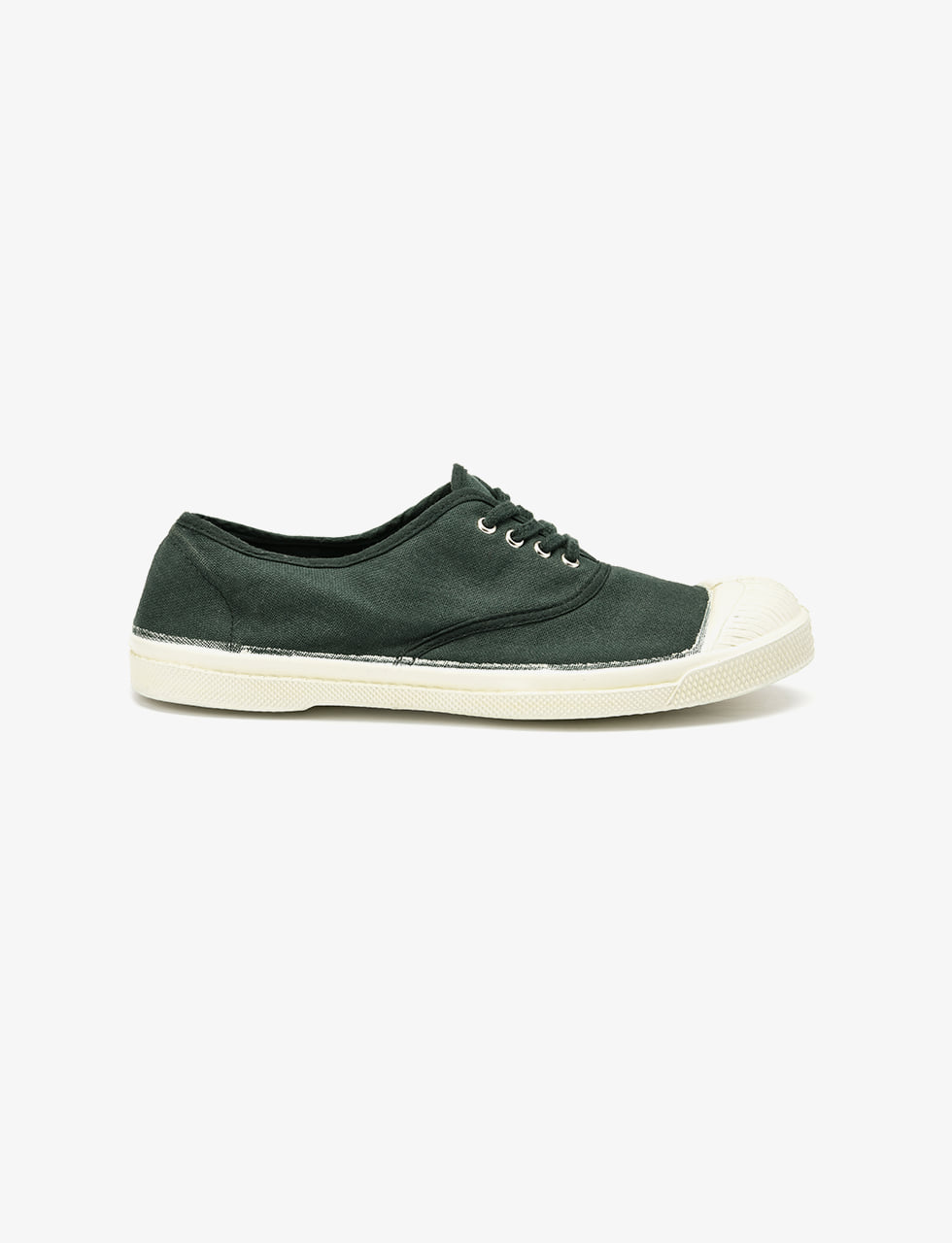 [Woman Lacet] Dark green