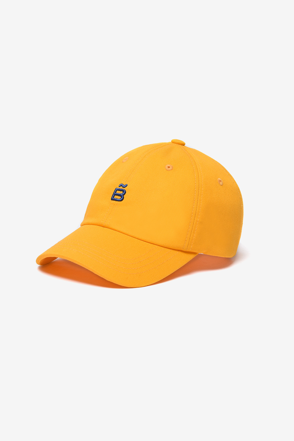 Slow B Basic Ball Cap_Yellow BS0SCP501YL00F
