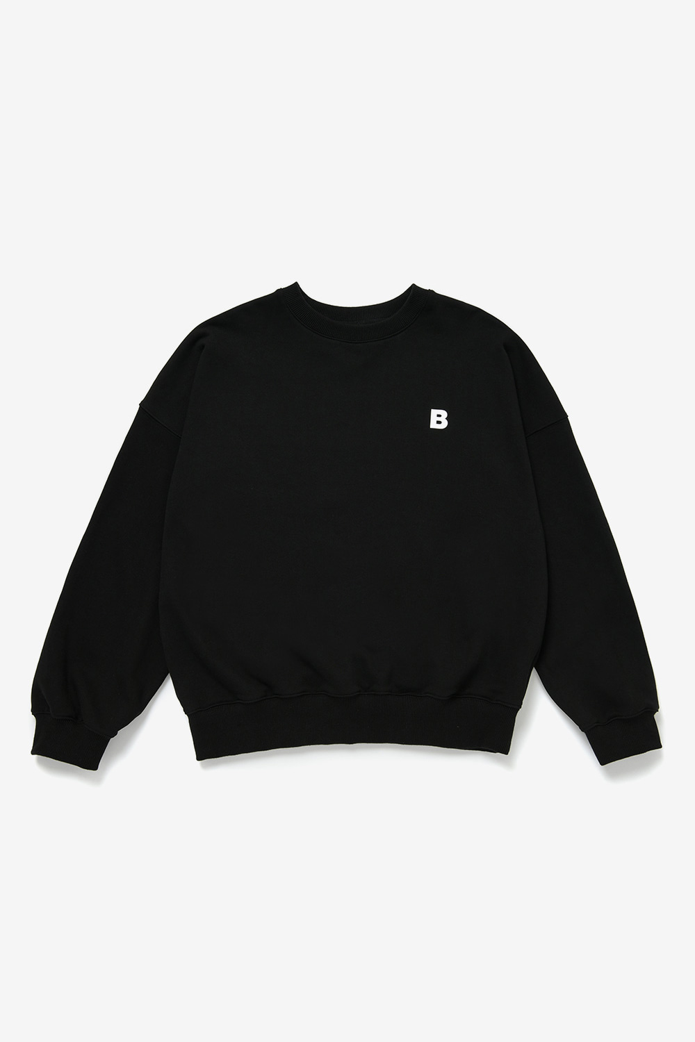 B Logo Over MTM(unisex)_Dark Grey BS0SMT207DY00F