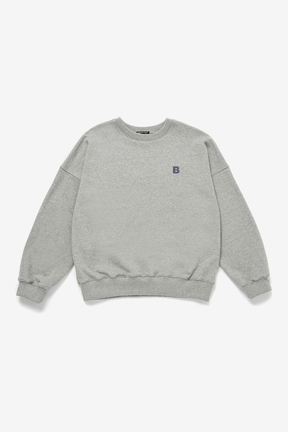 B Logo Over MTM(unisex)_Grey BS0SMT207GR00F