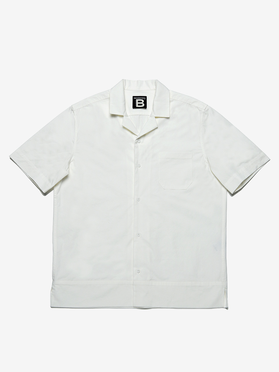 Serge Voyage Short Shirts - OFF WHITE
