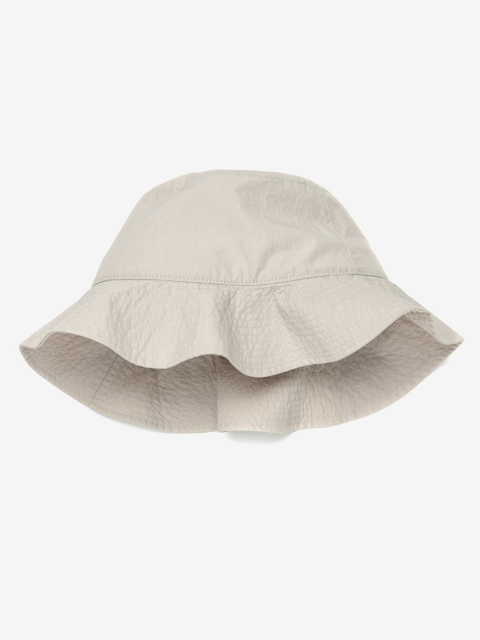 Serge Voyage Bucket Hat - LIGHT BEIGE
