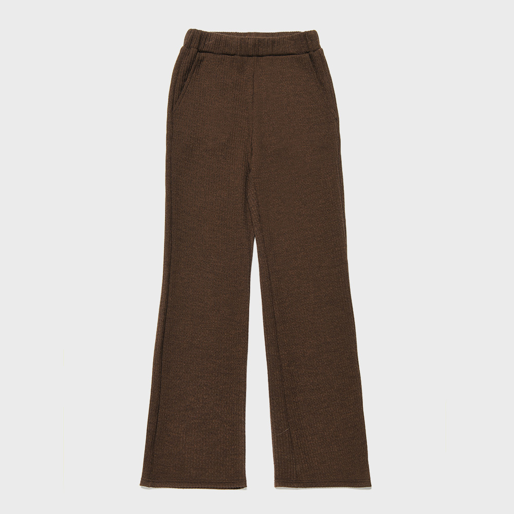 BENSIMON KINT PANTS - BROWN