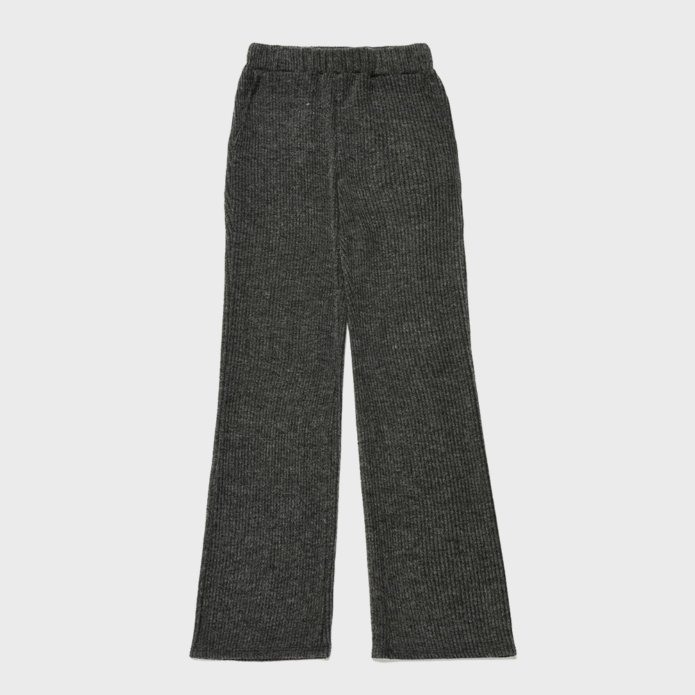 BENSIMON KINT PANTS - DARK GREY