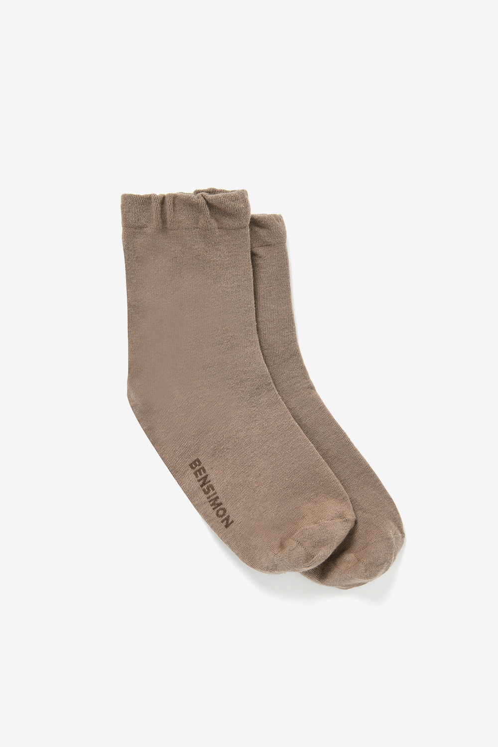 Basic Socks_Eggshell BS0SSS503EG00F