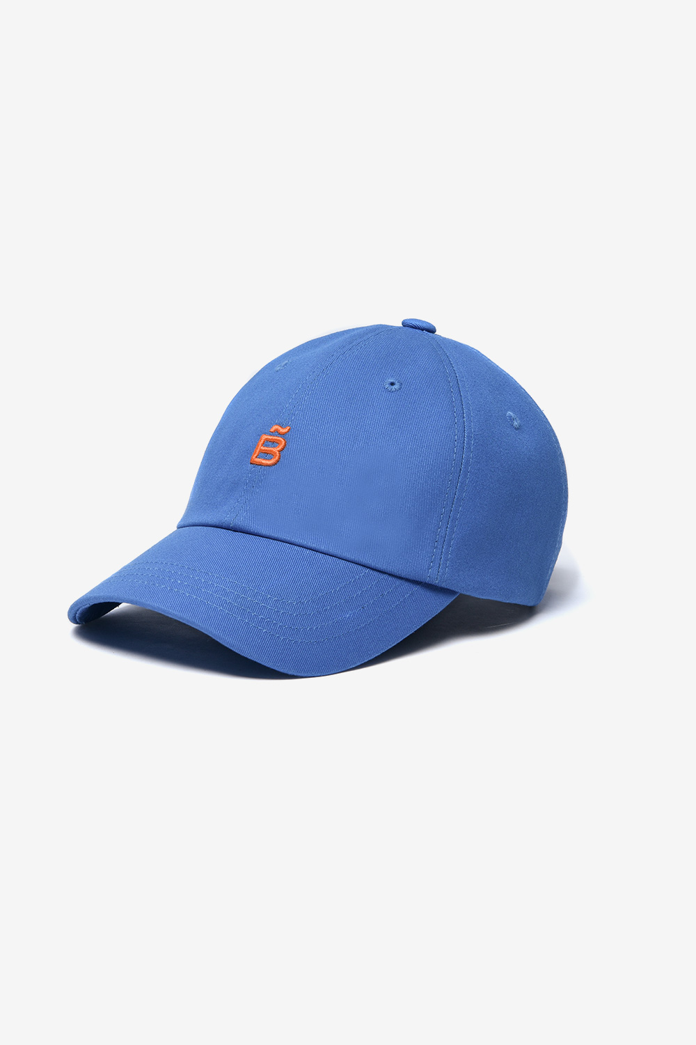 Slow B Basic Ball Cap_Blue BS0SCP501BL00F