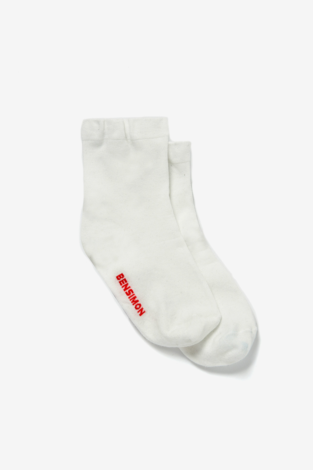Basic Socks_White BS0SSS503WH00F