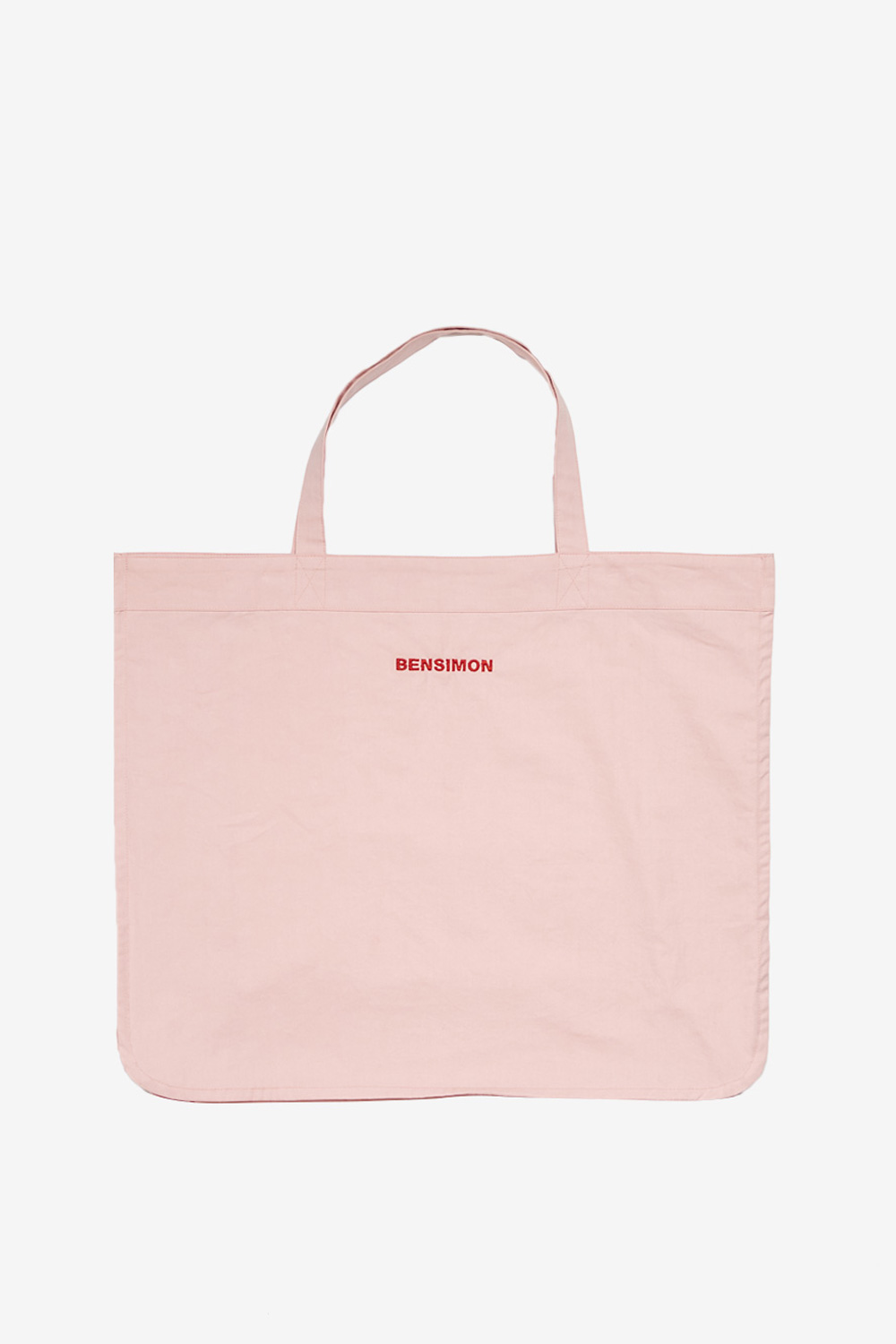 Big Shoulder Bag_Pink BS0SSD502PK00F