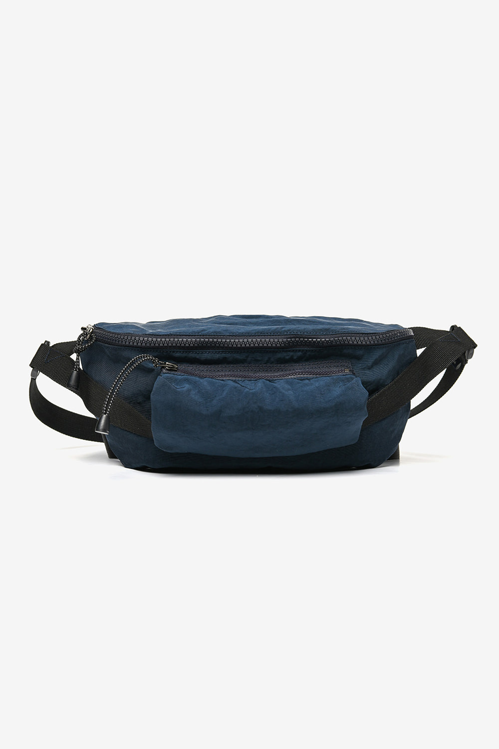 [벤시몽 X 비아플레인] Waist Bag_Navy BS0SCB505NV00F