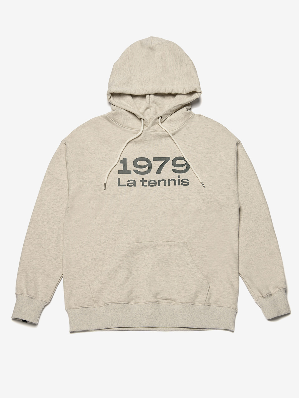 BENSIMON 1979 SWEAT HOOD - OATMEAL