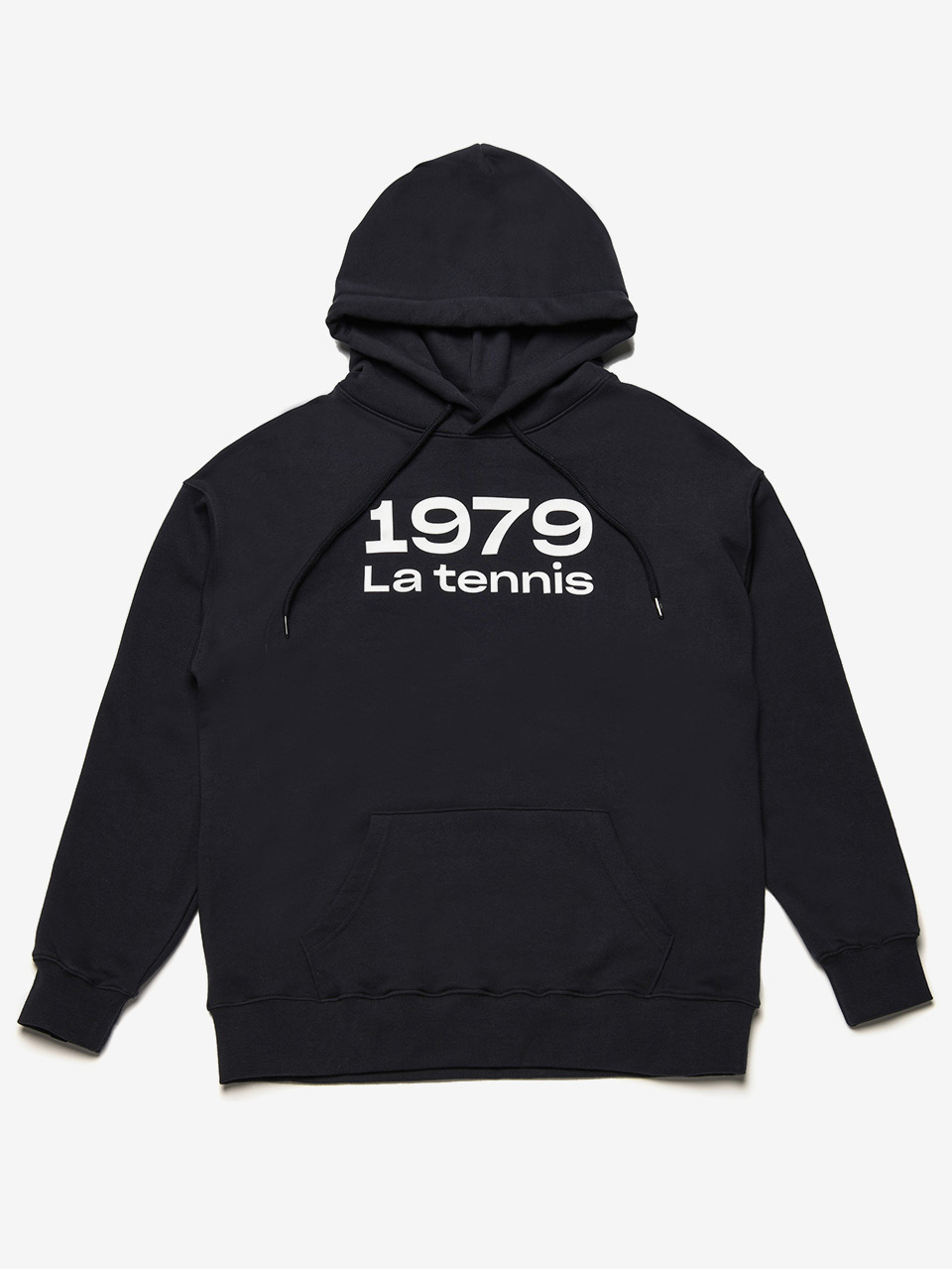 BENSIMON 1979 SWEAT HOOD - NAVY