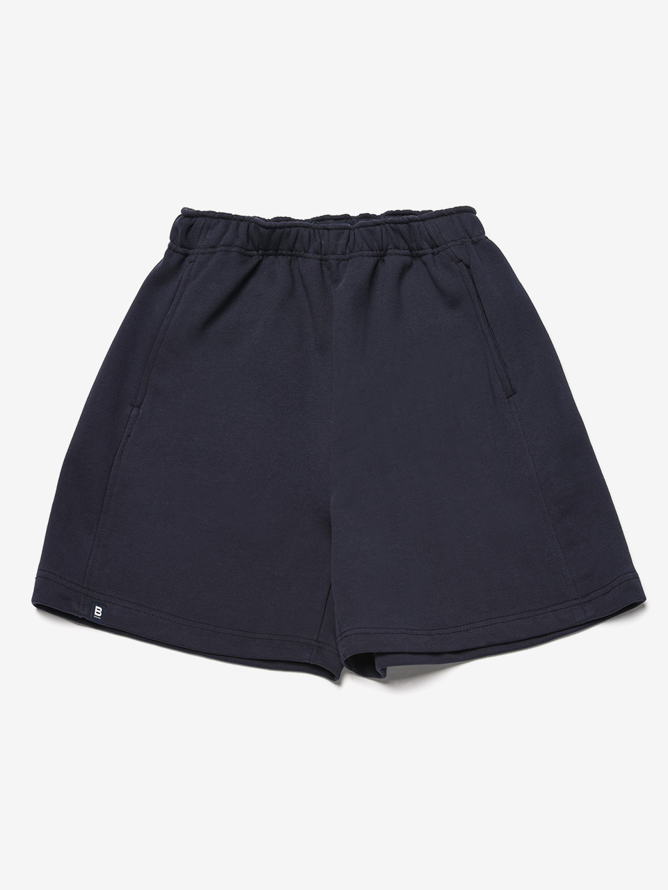BENSIMON SWEAT SHORTS - NAVY