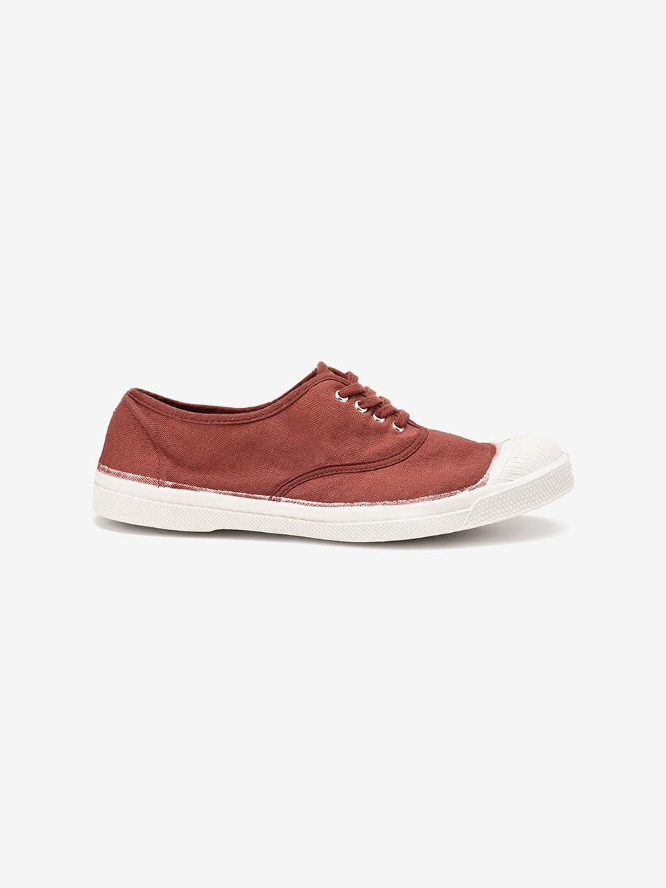 TENNIS WOMAN LACET - ROSEWOOD